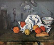 P.Cézanne, Früchte /  um 1879–80 von AKG  Images