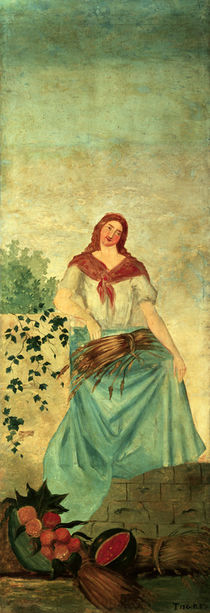 Cezanne / Summer / 1859/62 by AKG  Images