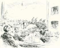 Max Liebermann / Symphony Conzert / 1912 by AKG  Images