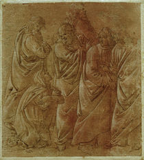 S.Botticelli, Die Frau aus Kanaan by AKG  Images