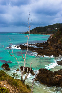 Bucht Byron Bay Australien by Andreas Stammer