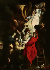 Deposition from the Cross / Rubens by AKG  Images