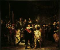 Rembrandt, The Night Watch by AKG  Images