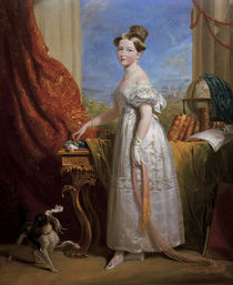 Queen Victoria / Hayter by AKG  Images