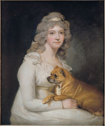 R.Muller, Mrs George Morland by AKG  Images