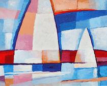 Sails ahead by Arte Costa Blanca