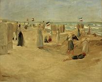 Max Liebermann, Am Strand von Noordwijk von AKG  Images