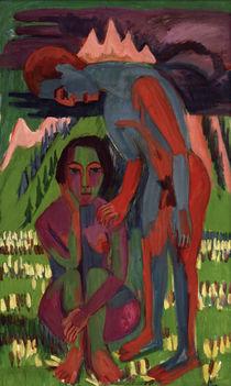 E.L.Kirchner / Black Spring by AKG  Images