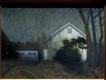 H.Sohlberg / Moonshine /1909 by AKG  Images