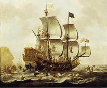 Jacob Gerritsz Loef / Schiff der Kirche von AKG  Images