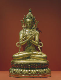 Vajradhaha / Tibetan sculpture/ C15/16th by AKG  Images
