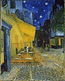V. van Gogh, Terrasse des Cafes in Arles von AKG  Images
