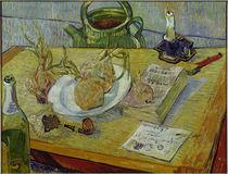V. van Gogh, Stilleben mit Zeichenbrett von AKG  Images
