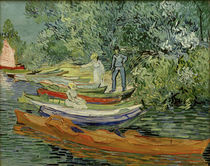 V. van Gogh, On the banks of the Oise by AKG  Images