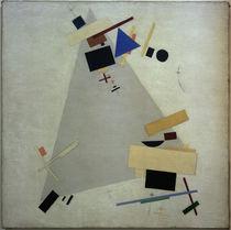 K.Malewitsch, Dynamischer Suprematismus: Supremus Nr. 57 von AKG  Images