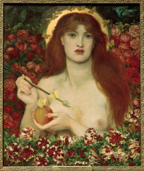 Rossetti, Venus Verticordia by AKG  Images