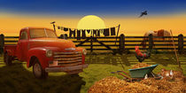 Landleben Nostalgie - Country Living Nostalgic by Monika Juengling