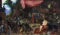 Jan Brueghel, Das Gefühl von AKG  Images