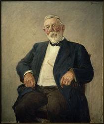 Friedrich Kuhnt / Gem. v. M.Liebermann von AKG  Images