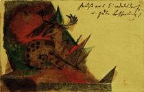F.Marc, Liegender Hirsch, 1913 von AKG  Images