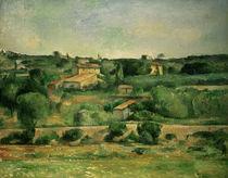Cézanne / Aix-en-Provence (Ebene Bellevue) von AKG  Images