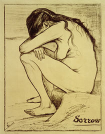 V. van Gogh, Sorrow by AKG  Images