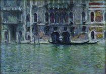 C.Monet, Palazzo da Mula von AKG  Images