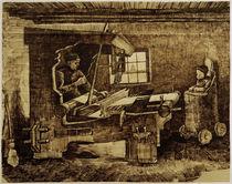 V. van Gogh, Weber mit einem Kleinkind von AKG  Images