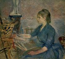 B.Morisot, Paule Gobillard painting by AKG  Images