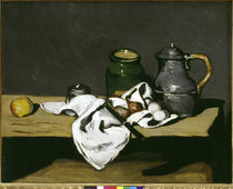 P.Cézanne / Still-life with teapot by AKG  Images