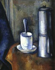 P.Cézanne, Frau mit Kaffeekanne, Aussch. von AKG  Images