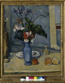 P.Cézanne, Die blaue Vase von AKG  Images