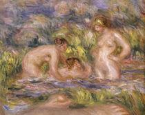 A.Renoir, Badende / 1918–19 / Ausschnitt von AKG  Images