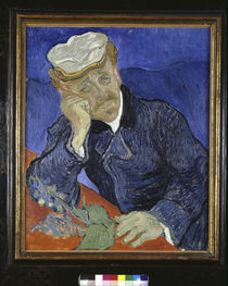 Van Gogh / Dr Gachet with foxglove by AKG  Images