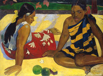 P. Gauguin / Two Tahiti Women / 1892 by AKG  Images