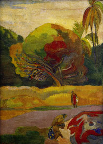 Paul Gauguin / Women by the River by AKG  Images
