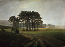 Friedrich / Midday /  c. 1822 by AKG  Images