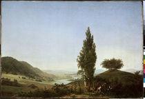C.D.Friedrich, Der Sommer / 1807 von AKG  Images