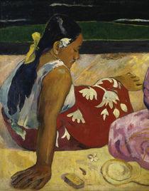 Paul Gauguin / Women in Tahiti / 1891 by AKG  Images