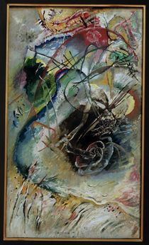 Kandinsky / Untitled Improvisation IV by AKG  Images