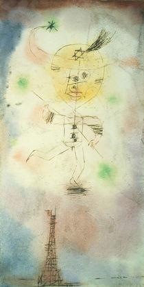 P.Klee, Der Komet von Paris von AKG  Images
