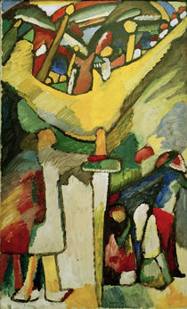 Kandinsky / Improvisation 8 / 1909 by AKG  Images
