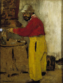 Toulouse at his desk / E. Vuillard /1898 by AKG  Images