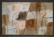 Klee, Ort in Blau und Orange / Gem. 1924 von AKG  Images