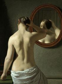 Eckersberg / Morning Toilet /  c. 1837 by AKG  Images