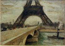 L.Ury, Eiffelturm von AKG  Images