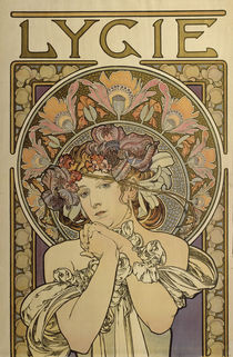 A.Mucha, Lygie– Reproduction .../ 1901 von AKG  Images