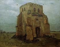 V. van Gogh, Der alte Kirchturm zu Nuenen von AKG  Images