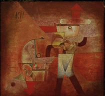 P.Klee, KN the Blacksmith / 1922 by AKG  Images