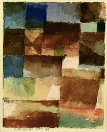 P.Klee / In the Desert / 1914 by AKG  Images
